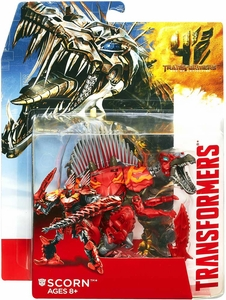 Transformers 4 Age of Extinction Deluxe Action Figure Scorn New Hot!