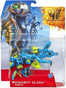 Transformers 4 Age of Extinction Deluxe Action Figure Dinobot Slash New!