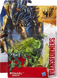 Transformers 4 Age of Extinction Deluxe Action Figure Snarl Pre-Order ships October