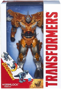 Transformers 4 Age of Extinction Flip & Change Action Figure Grimlock New!
