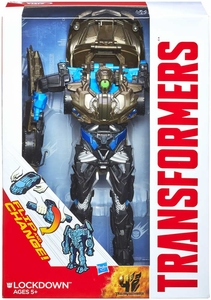 Transformers 4 Age of Extinction Flip & Change Action Figure Lockdown