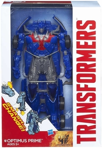 Transformers 4 Age of Extinction Flip & Change Action Figure Optimus Prime New!