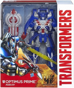Transformers 4 Age of Extinction Leader Action Figure Optimus Prime