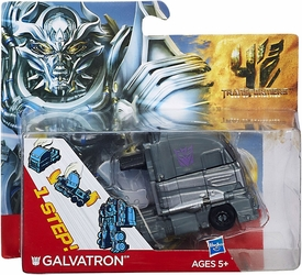 Transformers 4 Age of Extinction One Step Changer Action Figure Galvatron New!