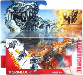 Transformers 4 Age of Extinction One Step Changer Action Figure Grimlock
