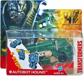 Transformers 4 Age of Extinction One Step Changer Action Figure Autobot Hound New!