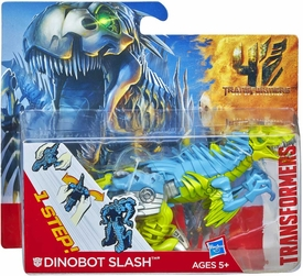 Transformers 4 Age of Extinction One Step Changer Action Figure Dinobot Slash