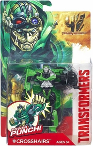 Transformers 4 Age of Extinction Power Battler Action Figure Crosshairs New!