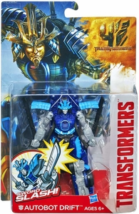 Transformers 4 Age of Extinction Power Battler Action Figure Drift New!