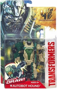 Transformers 4 Age of Extinction Power Battler Action Figure Hound New!