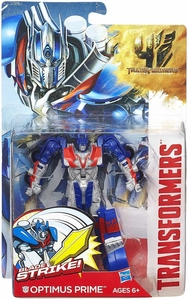 Transformers 4 Age of Extinction Power Battler Action Figure Optimus Prime Pre-Order ships July