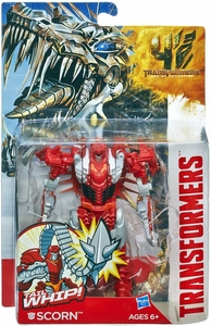 Transformers 4 Age of Extinction Power Battler Action Figure Scorn New!
