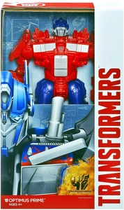 Transformers 4 Age of Extinction Titan Guard Action Figure Optimus Prime New!