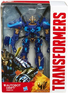 Transformers 4 Age of Extinction Voyager Action Figure Autobot Drift