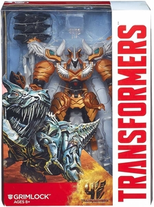 Transformers 4 Age of Extinction Voyager Action Figure Grimlock Hot! BLOWOUT SALE!