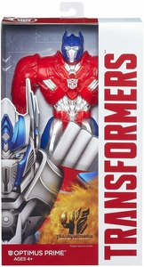 Transformers 4 Age of Extinction Titan Heroes Action Figure Optimus Prime Pre-Order ships August