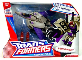 Transformers Animated Voyager Figure Blitzwing