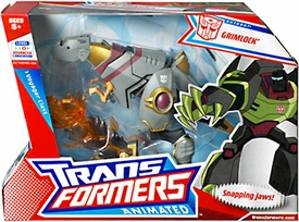 Transformers Animated Voyager Figure Grimlock [T-Rex]