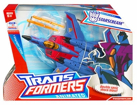 Transformers Animated Voyager Figure Starscream