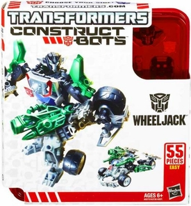 Transformers Construct-Bots Series 1 Elite Action Figure Wheeljack