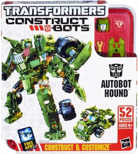 Transformers Construct-Bots Series 2 Elite Action Figure Hound