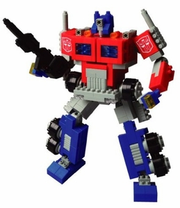 Transformers Diablock Optimus Prime Convoy Figure