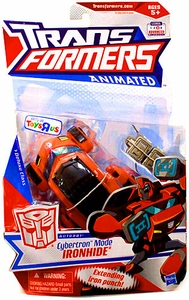 Transformers Exclusive Animated Deluxe Action Figure Cybertron Mode Ironhide