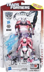 Transformers Generations Deluxe Action Figure Arcee Pre-Order ships October