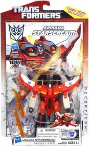 Transformers Generations Deluxe Action Figure Armada Starscream