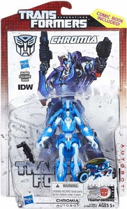 Transformers Generations Deluxe Action Figure Chromia Pre-Order ships October