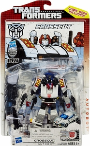 Transformers Generations Deluxe Action Figure Crosscut New!
