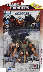 Transformers Generations Deluxe Action Figure Rattrap