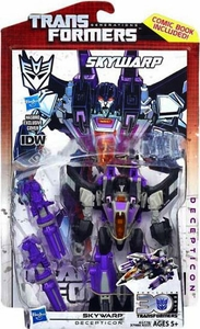 Transformers Generations Deluxe Action Figure Skywap [Fall of Cybertron]