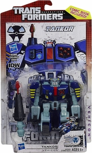 Transformers Generations Deluxe Action Figure Tankor New!