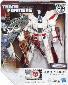 Transformers Generations Leader Action Figure Jetfire Pre-Order ships August