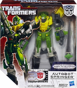 Transformers Generations Voyager Action Figure Autobot Springer