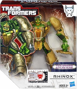 Transformers Generations Voyager Action Figure Rhinox