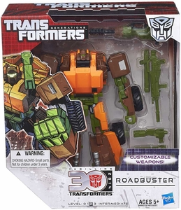 Transformers Generations Voyager Action Figure Roadbuster Pre-Order ships July