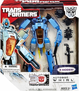 Transformers Generations Voyager Action Figure Whirl