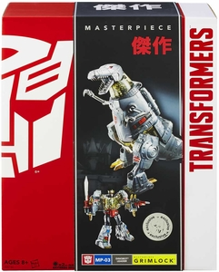 Transformers Hasbro Exclusive Masterpiece Action Figure Grimlock Pre-Order ships October