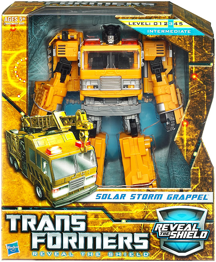 Transformers Reveal the Shield Hunt for the Decepticons ...