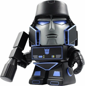 Transformers Loyal Subjects 3 Inch Vinyl Figure Megatron [Black Variant]