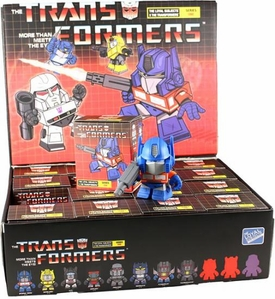 Transformers Loyal Subjects 3 Inch Vinyl Figure Series 1 Box [16 Packs]