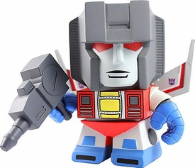 Transformers Loyal Subjects 3 Inch Vinyl Figure Starscream