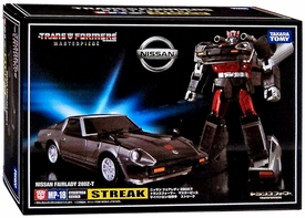 Transformers Takara Masterpiece Collection MP-18 Bluestreak