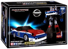 Transformers Takara Masterpiece Collection MP-19 Smokescreen New!