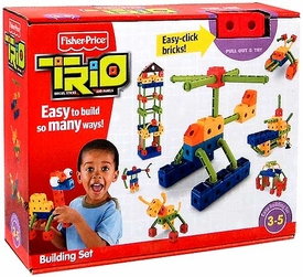 TRIO Building System Playset Building Set