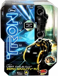Tron Legacy Remote Controlled R/C Vehicle Zero Gravity Light Cycle: Clu