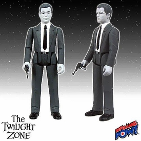Twilight Zone 3.75 Inch Action Figure Bob Wilson Pre-Order ships November