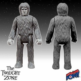 Twilight Zone 3.75 Inch Action Figure Gremlin Pre-Order ships October